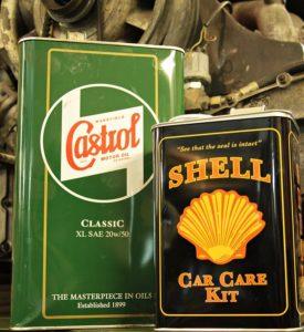 scelta olio motore castrol shell