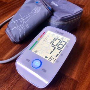 misuratore di pressione beurer bm45