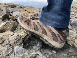 scarpa da trekking columbia